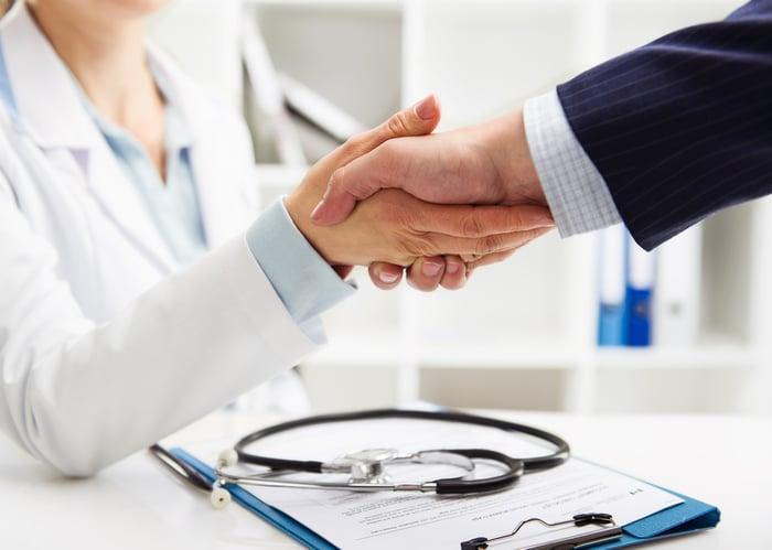 promozione di un centro medico